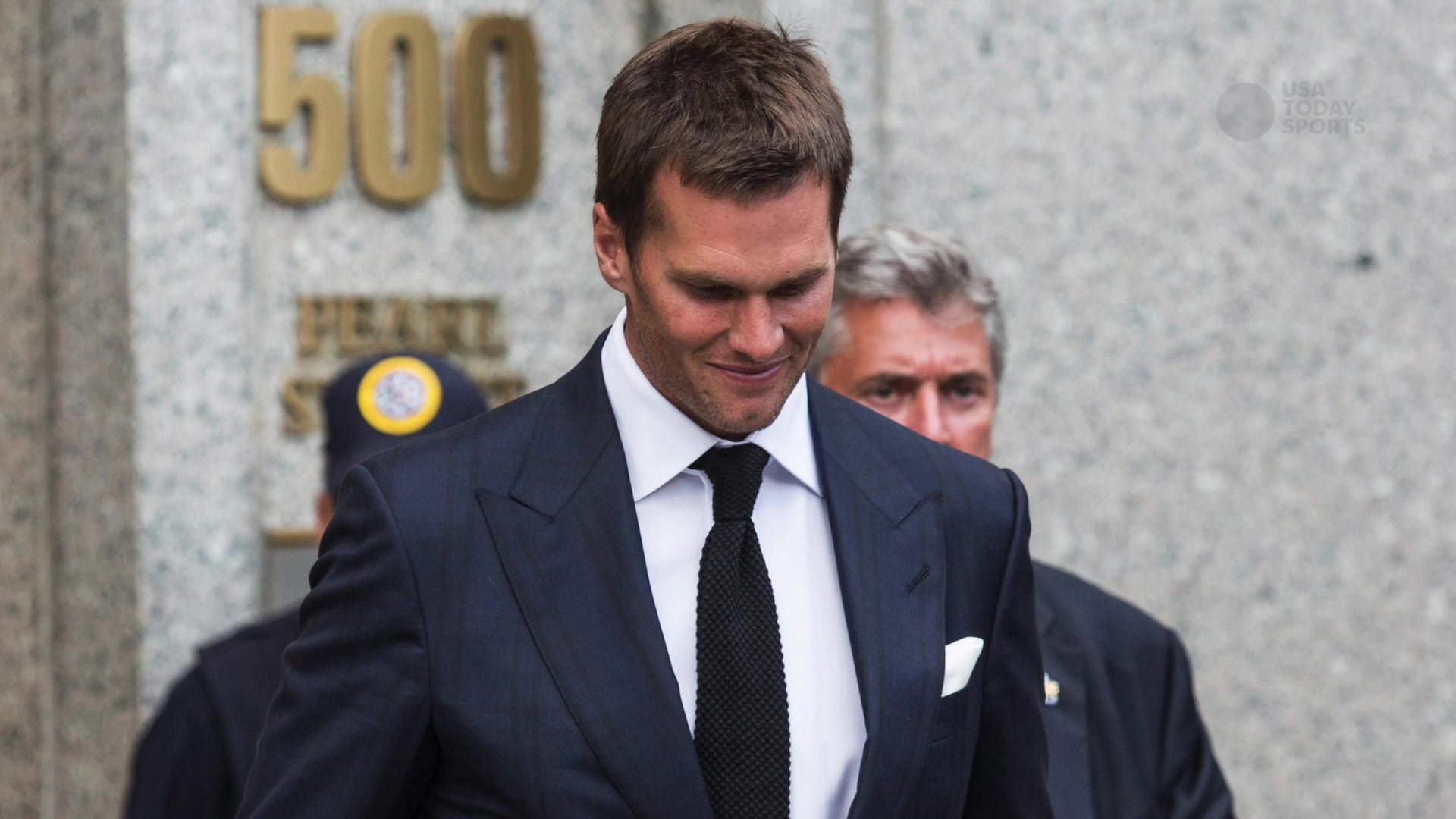 Tom Brady's Four-Game Suspension Reinstated