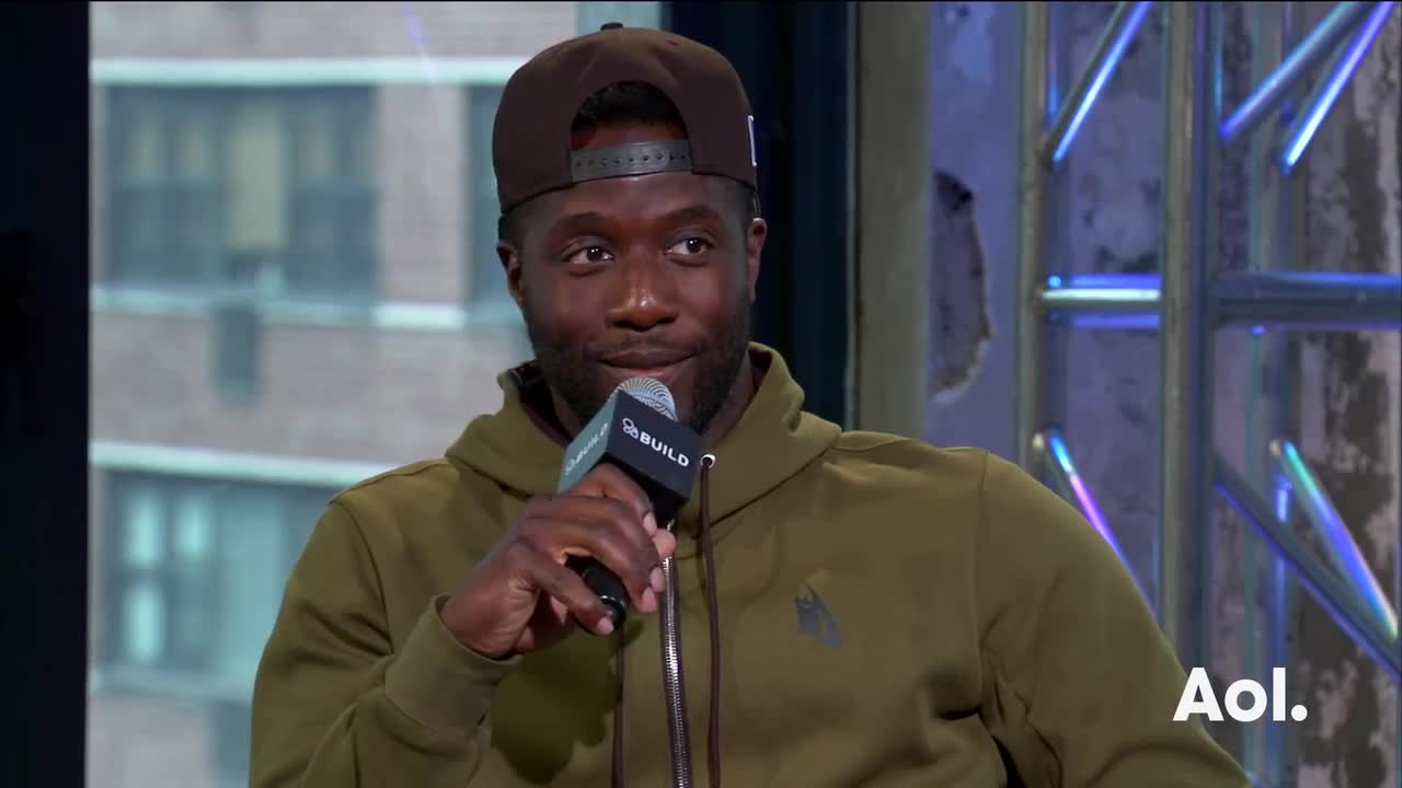"Nigel Sylvester On His ""VICE Autobiographies on go90"""
