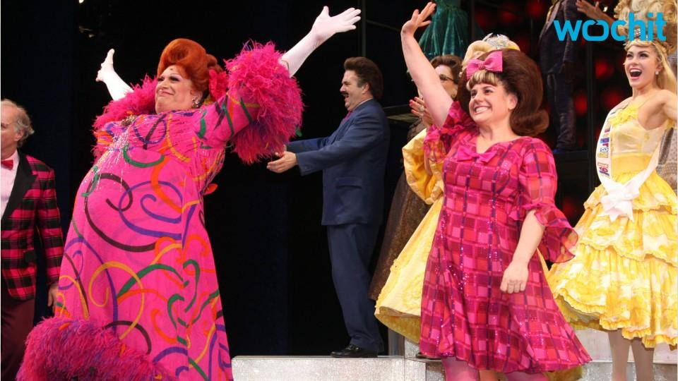 Hairspray Live Gets Jennifer Hudson and Harvey Fierstein!