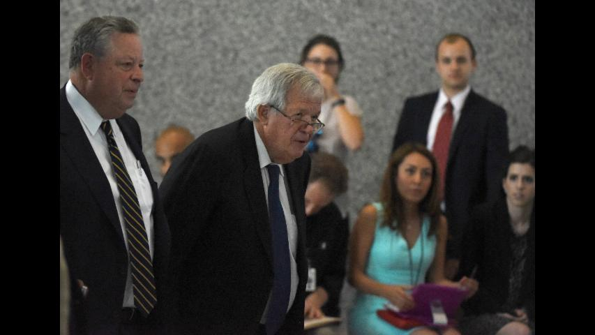Dennis Hastert Faces Lawsuit Over Alleged Sex Abuse Hush Money