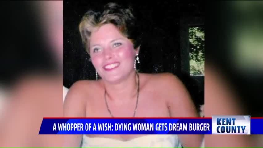 Burger King Workers Help Fulfill Dying Grandmother's Final Wish