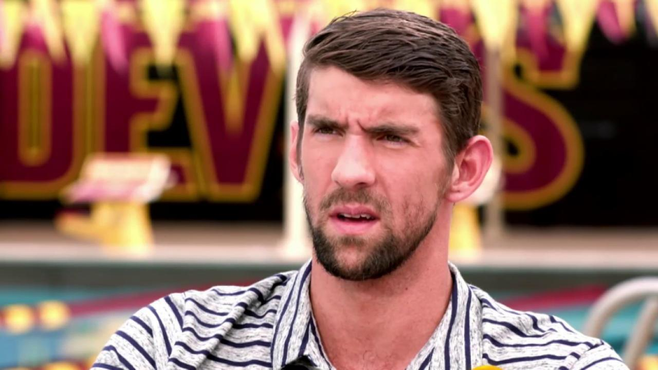 First look: Michael Phelps discusses his demons in exclusive TODAY interview