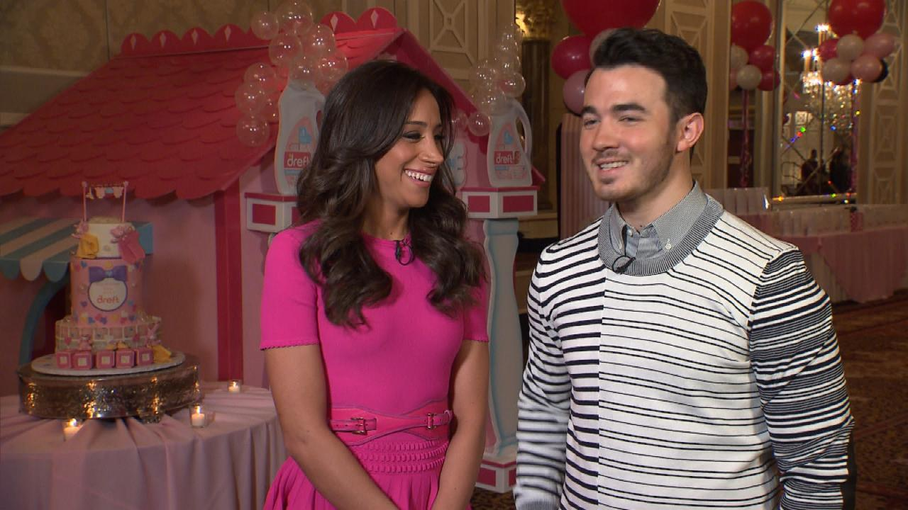 Kevin Jonas is Going to Be a Dad Again