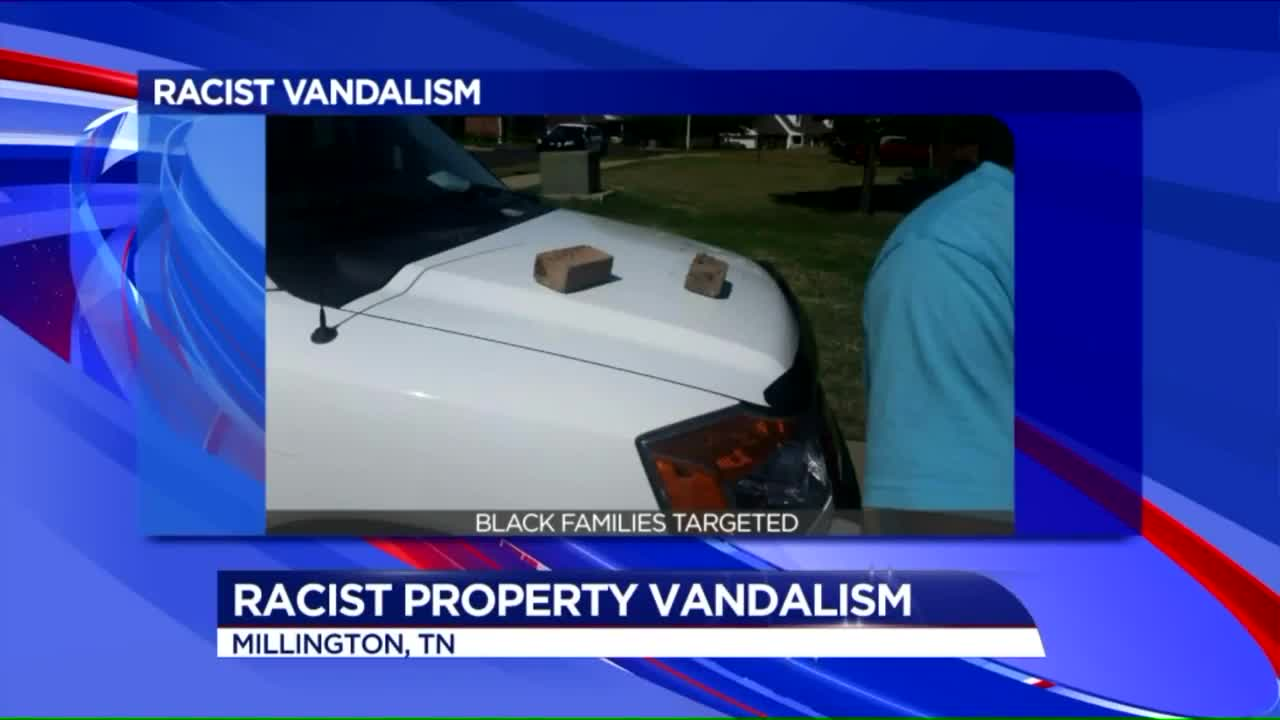 Racist Letter Found At Scene After Vandals Flatten Tires, Damage Vehicles Of Black Families