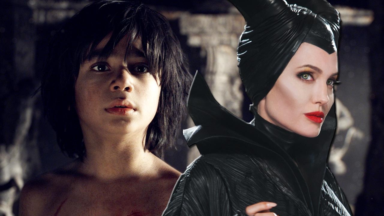 Disney Announces Jungle Book 2, Maleficent 2 & More!