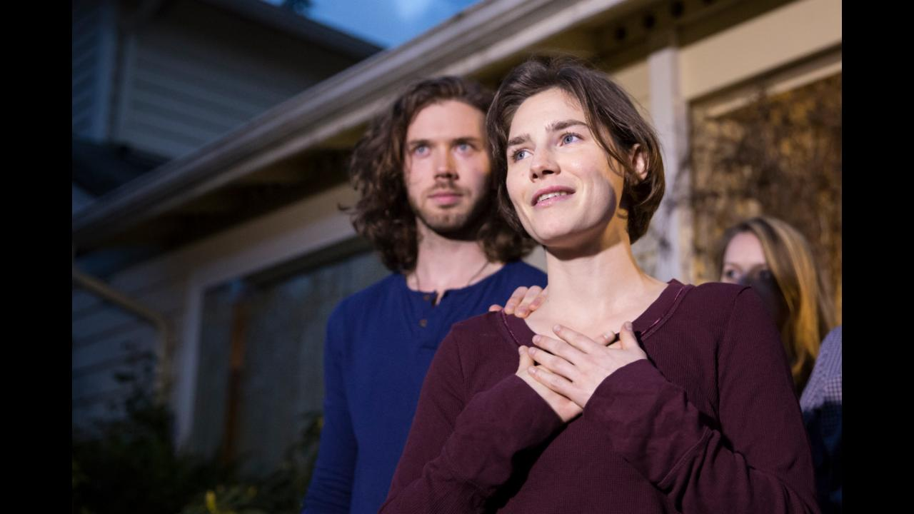 Amanda Knox Shares She Struggles With Flashbacks From Prison
