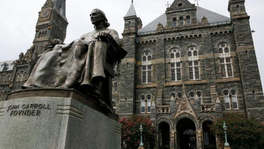 New York Times: Georgetown University Must Pay for the Slaves It Sold