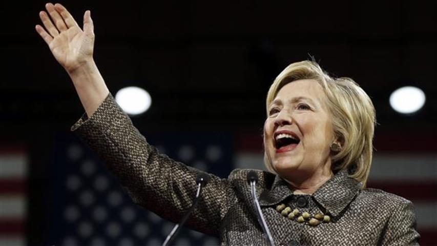 Hillary Clinton Racks Up Wins, Speaks of Unity
