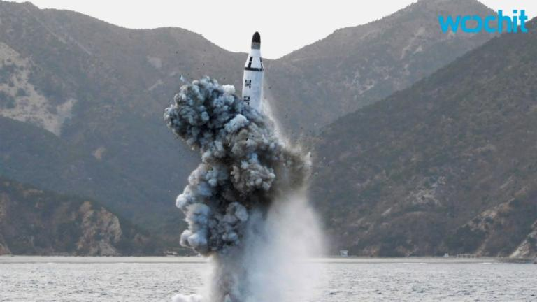 North Korea's Nuke Sub Is Unreliable and Wickedly Unsafe