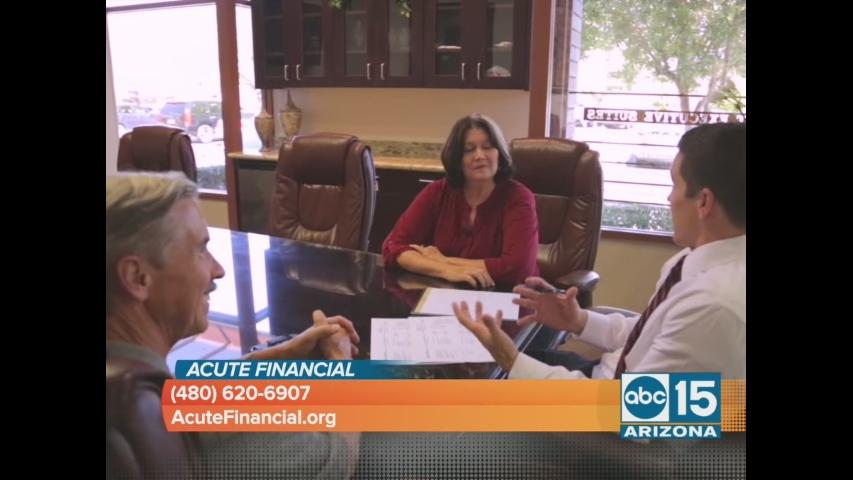 Acute Financial explains why you should plan for tax day 2017 now