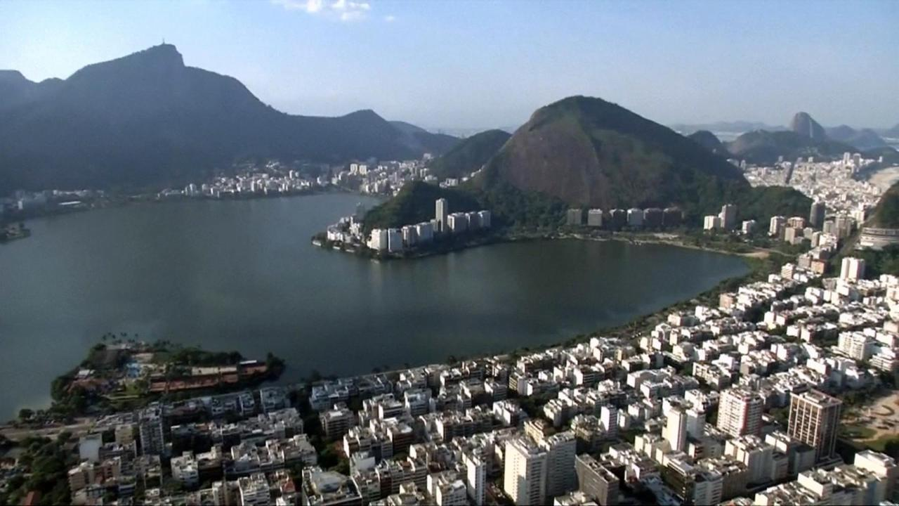Check Out Aerials of Rio's Olympic Venues & Iconic Landmarks