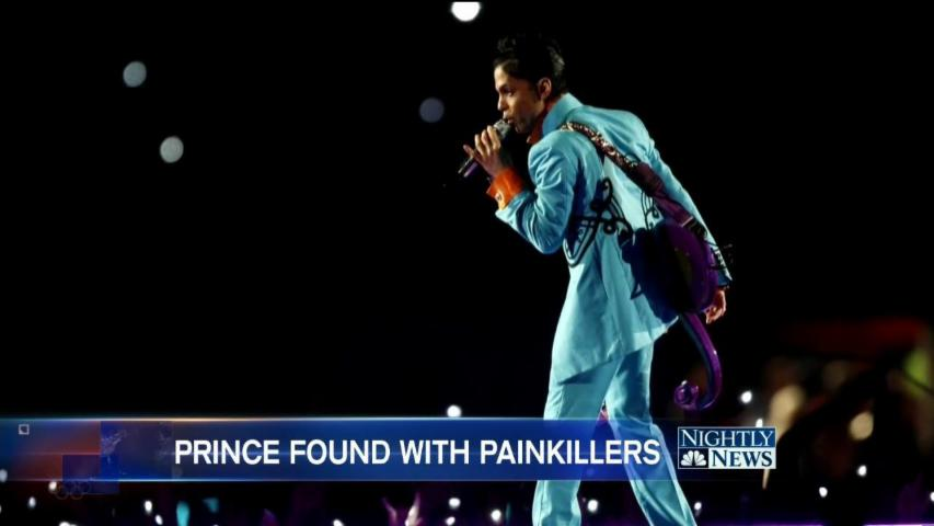 County Sheriff Investigating Prince's Death Asks for DEA's Help