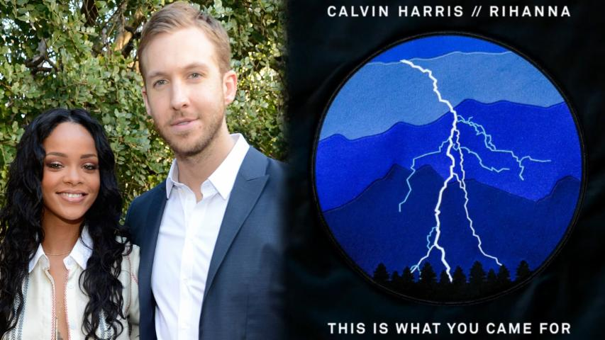 "Calvin Harris & Rihanna Tease Preview Of Their Collab ""This Is What You Came For"