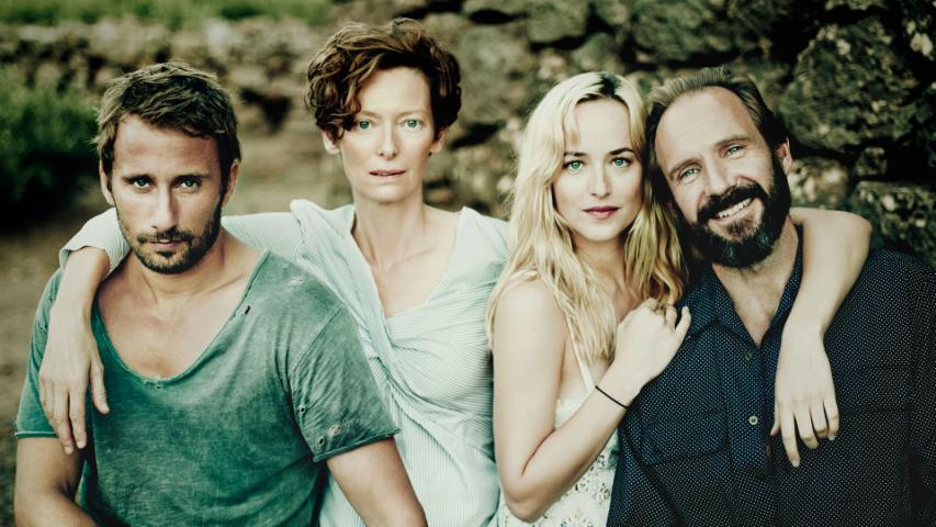 'A Bigger Splash' (2016) Explain Yourself