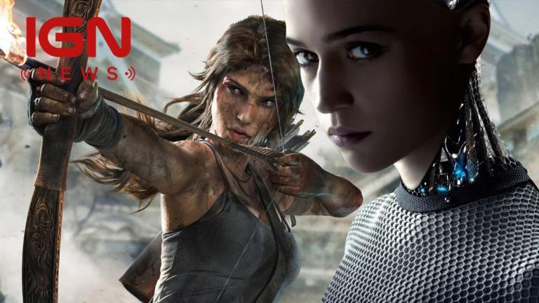 Tomb Raider Reboot Casts Alicia Vikander as Lara Croft