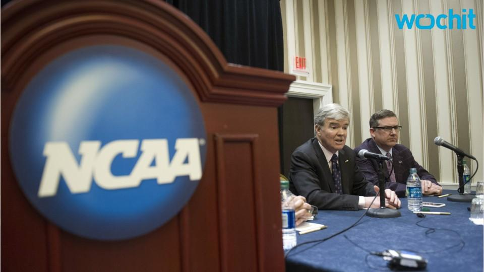 NCAA Sends Powerful Message to North Carolina And The HB2 Bill