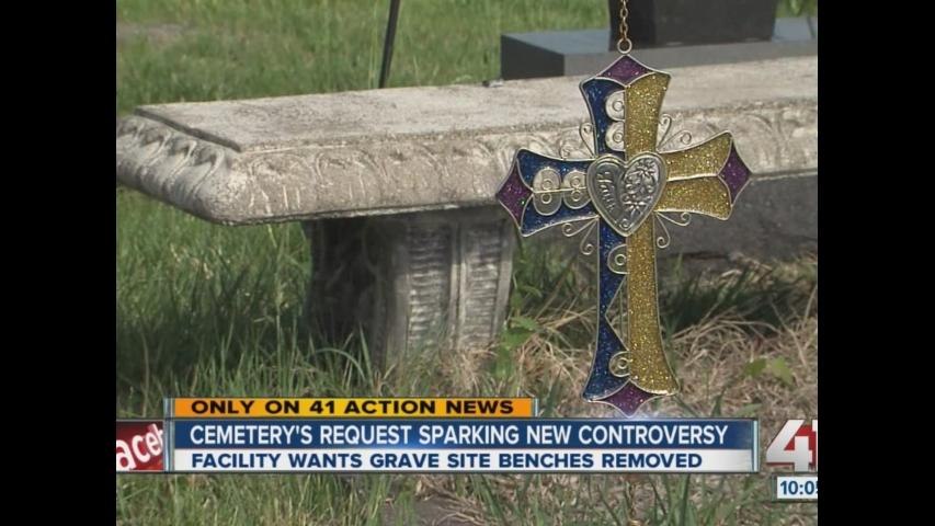 Cemetery's request sparking new controversy