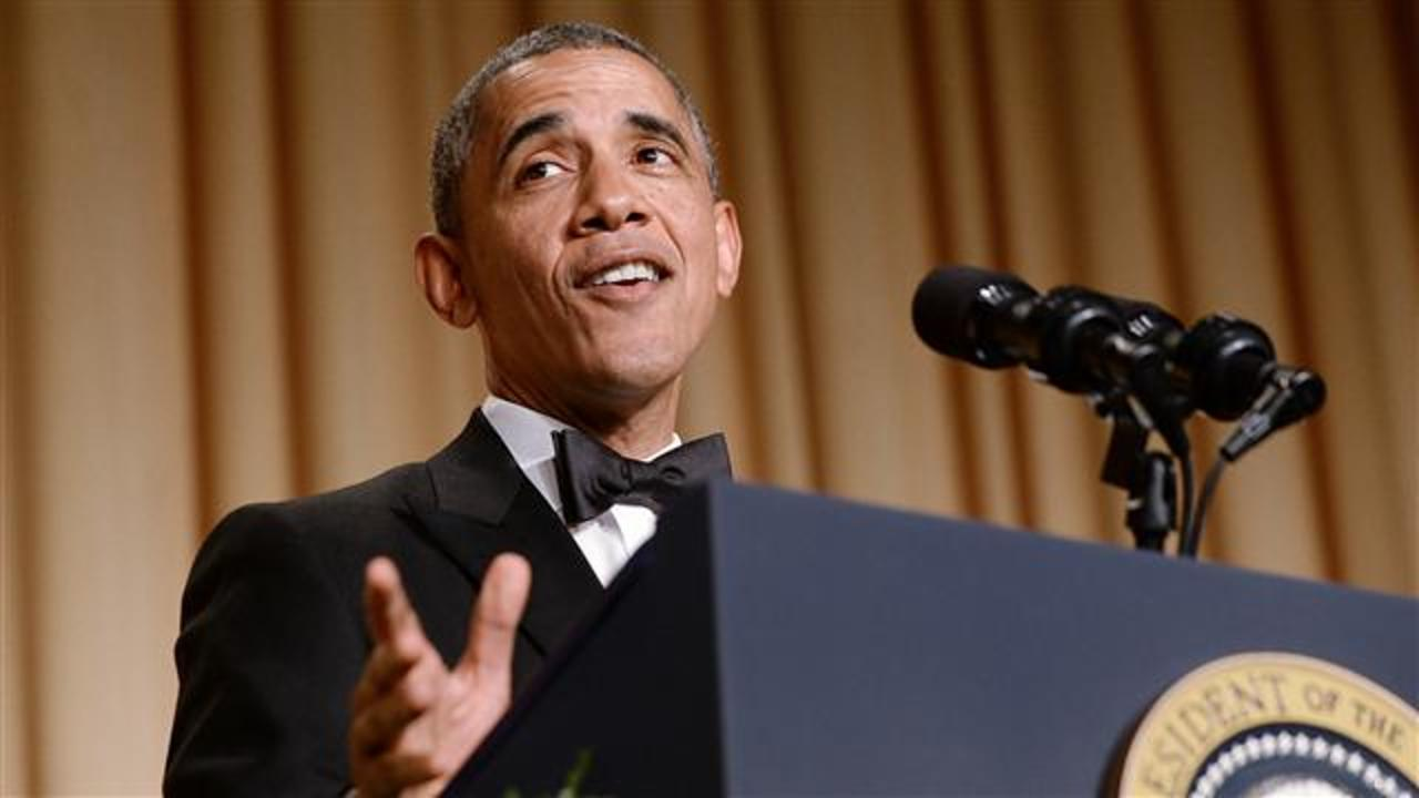Obama's Best White House Correspondents Dinner Jokes