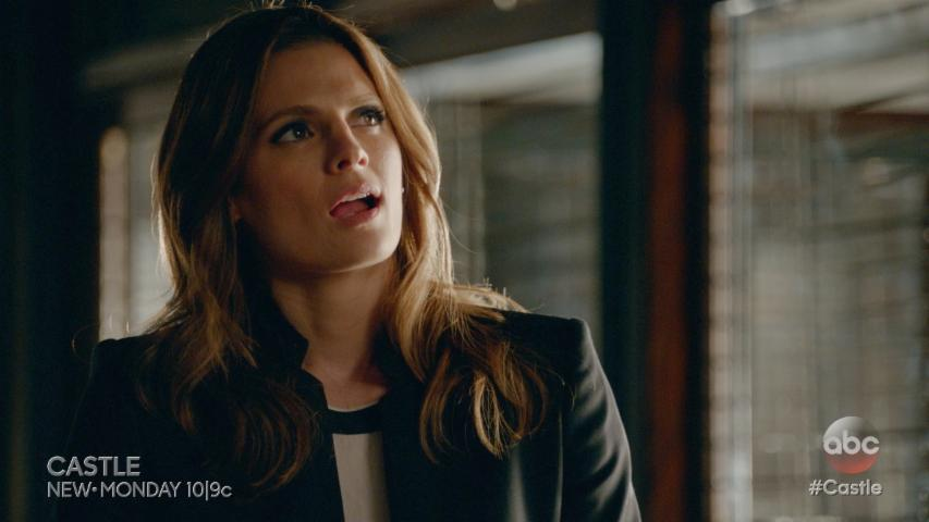 Sneak Peek: Castle's Mystery Lady