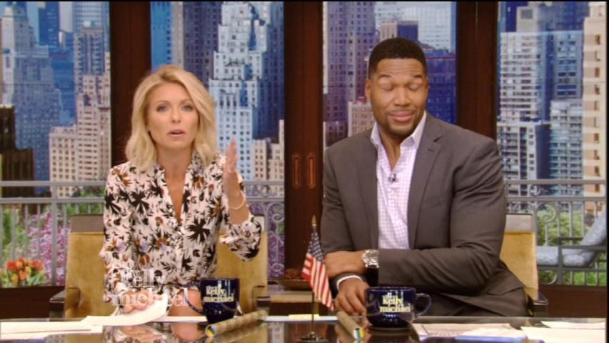 Kelly Ripa Shocks Michael Strahan with Divorce Dig