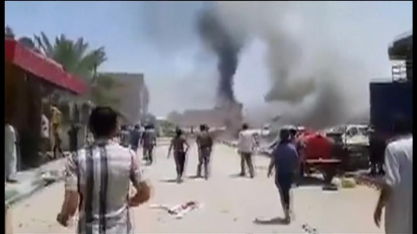 Islamic State car bombs kill at least 32 in southern Iraq