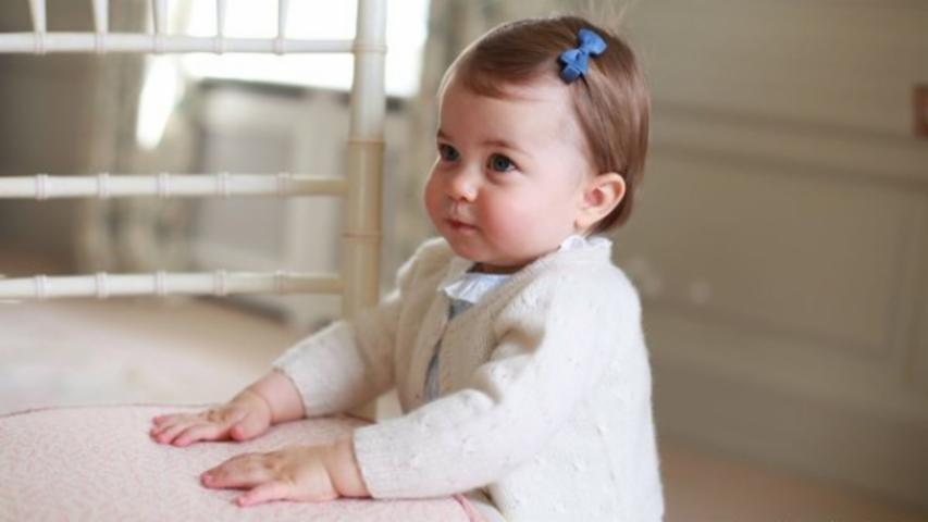 Is Princess Charlotte Walking Now?