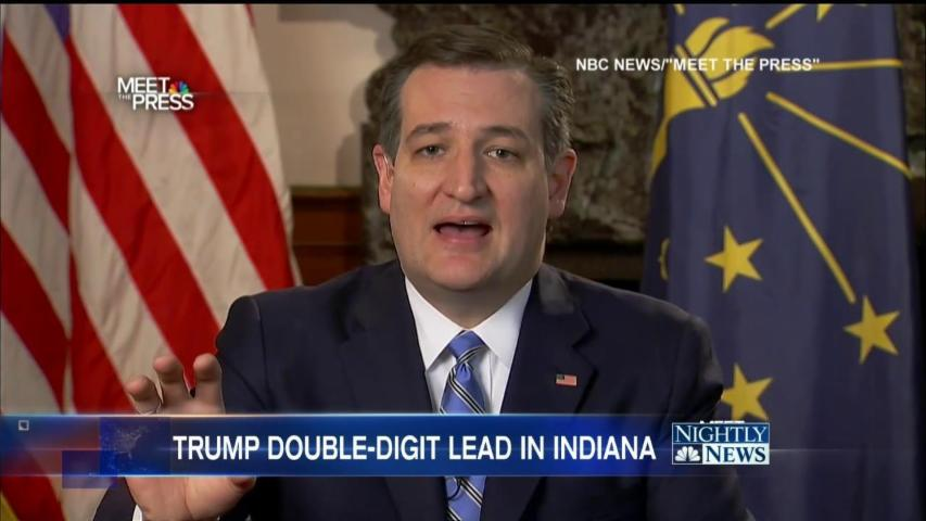 Indiana Primary: The Last Stand for Ted Cruz?