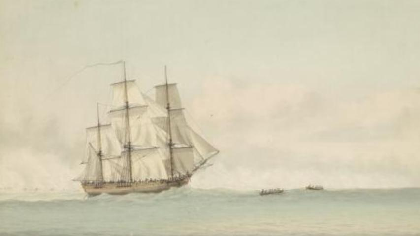 Explorer James Cook's Long Lost Ship Believed To Be Off Coast Of Rhode Island