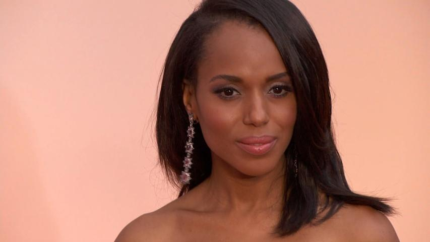 Kerry Washington Pregnant with Baby Number Two