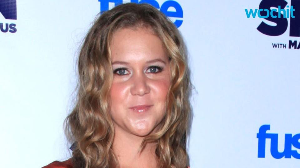 What Shouldn't You Call A-List Actress Amy Schumer?