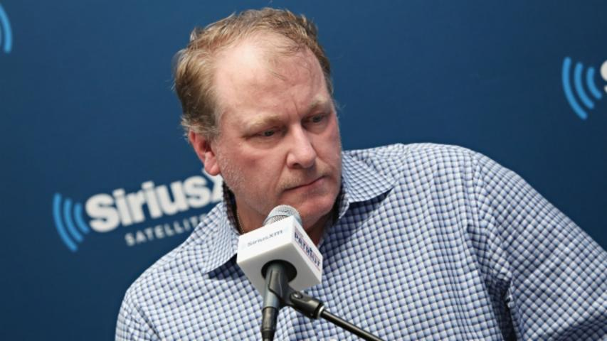 Looks Like Curt Schilling Won't Be Getting a Job at Fox Sports