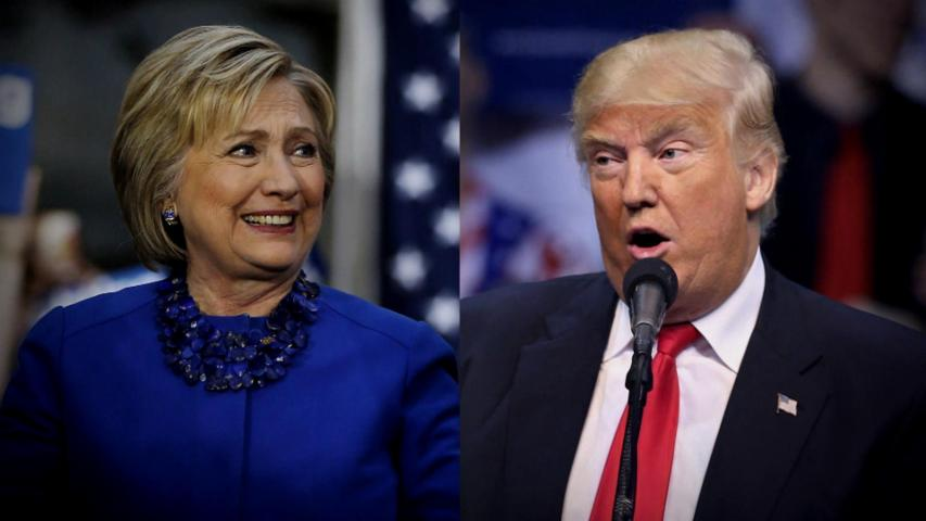 Donald Trump, Hillary Clinton look to lock down big wins in Indiana