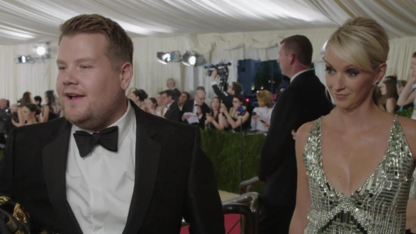 James Corden on Carpool Karaoke and Being Anna Wintour's Favorite Comedian