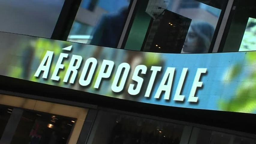 Aeropostale heading for Chapter 11