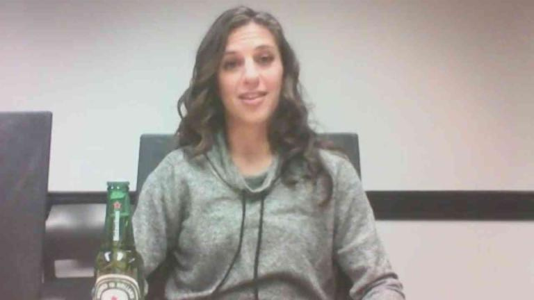 One-on-One with FIFA POY Carli Lloyd