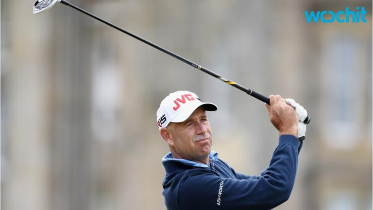 Stewart Cink Wife Diagnosed with Cancer, Taking a Break From Golf