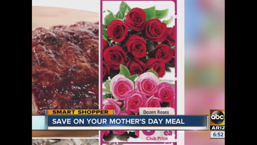 Save big on your Mother's Day meal