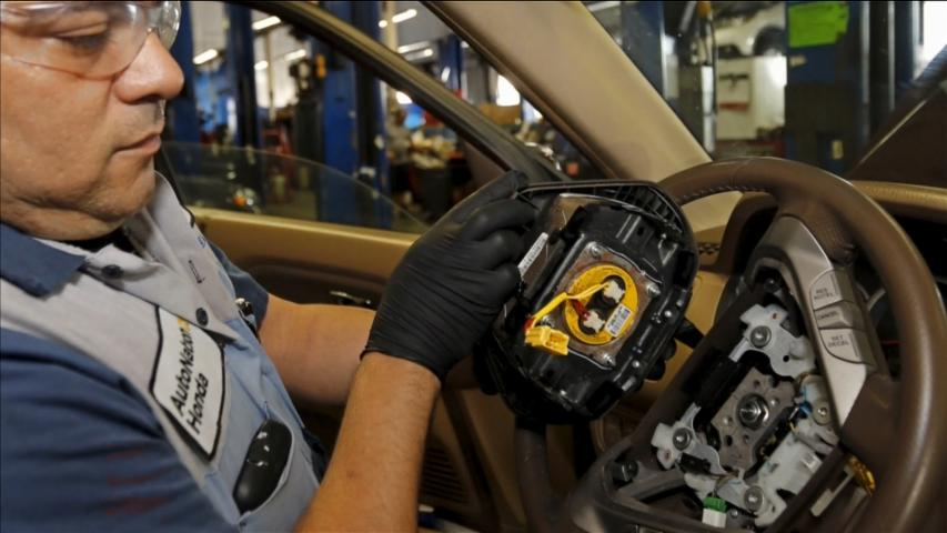 Takata's possible 40 mln airbag recall