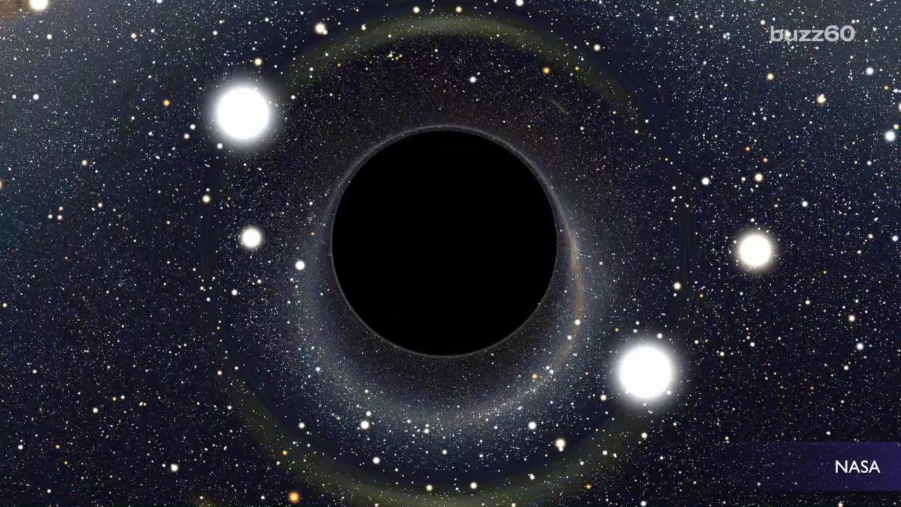 Model May Prove Hawking's Theory on Black Holes