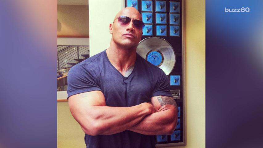 "Dwayne Johnson's ""The Rock Clock"" Will Keep You Motivated All Day"