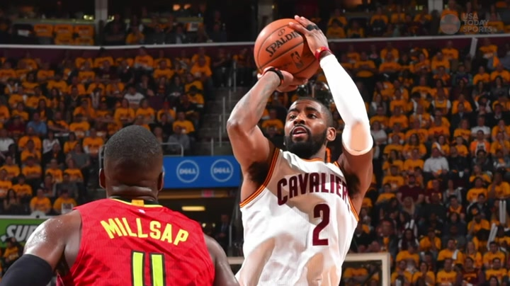 Cavs Win with Record Three-Pointers