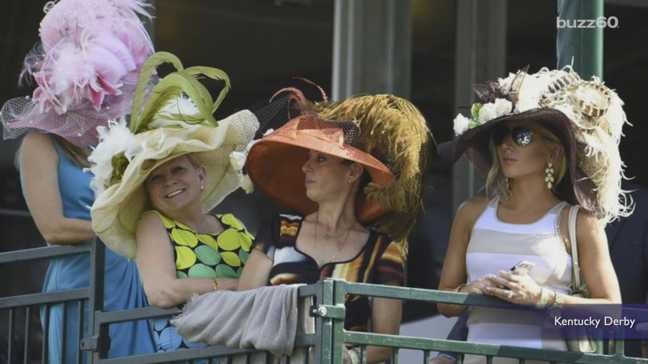 The Best Custom Kentucky Derby Hats