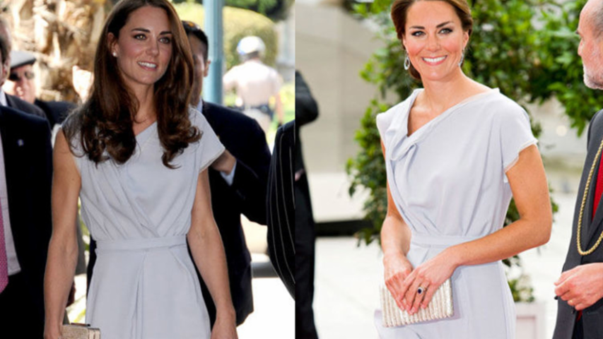 Kate Middleton Can't Stop Wearing This Dress from 2011