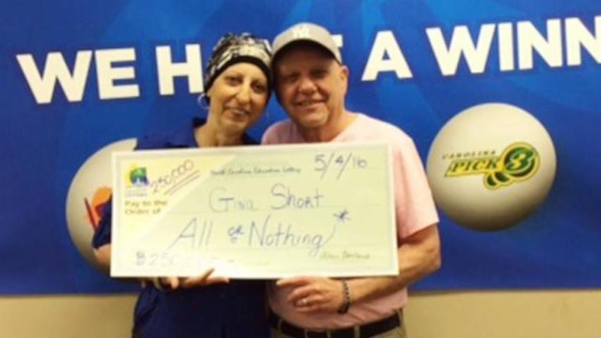 Cancer Patient Wins The Lottery Twice In Three Months