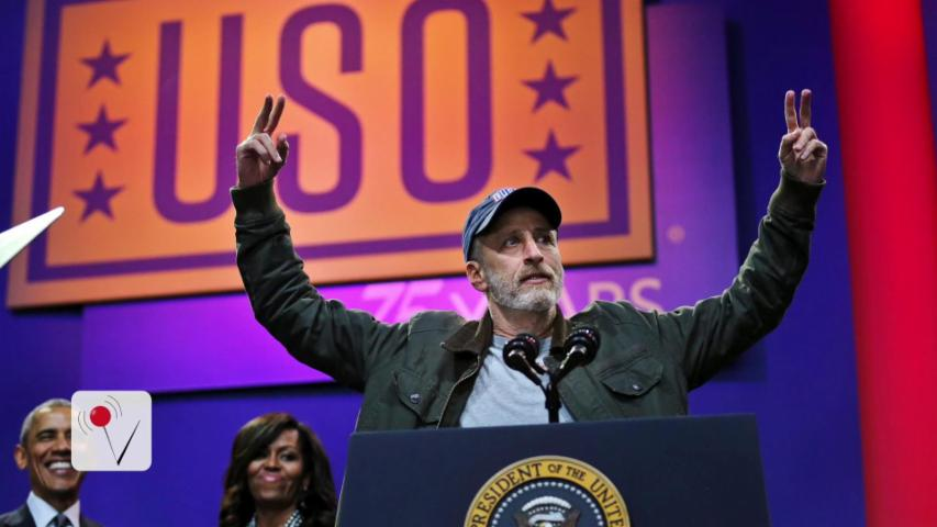 Jon Stewart Comes Out Of Retirement To Slam Trump