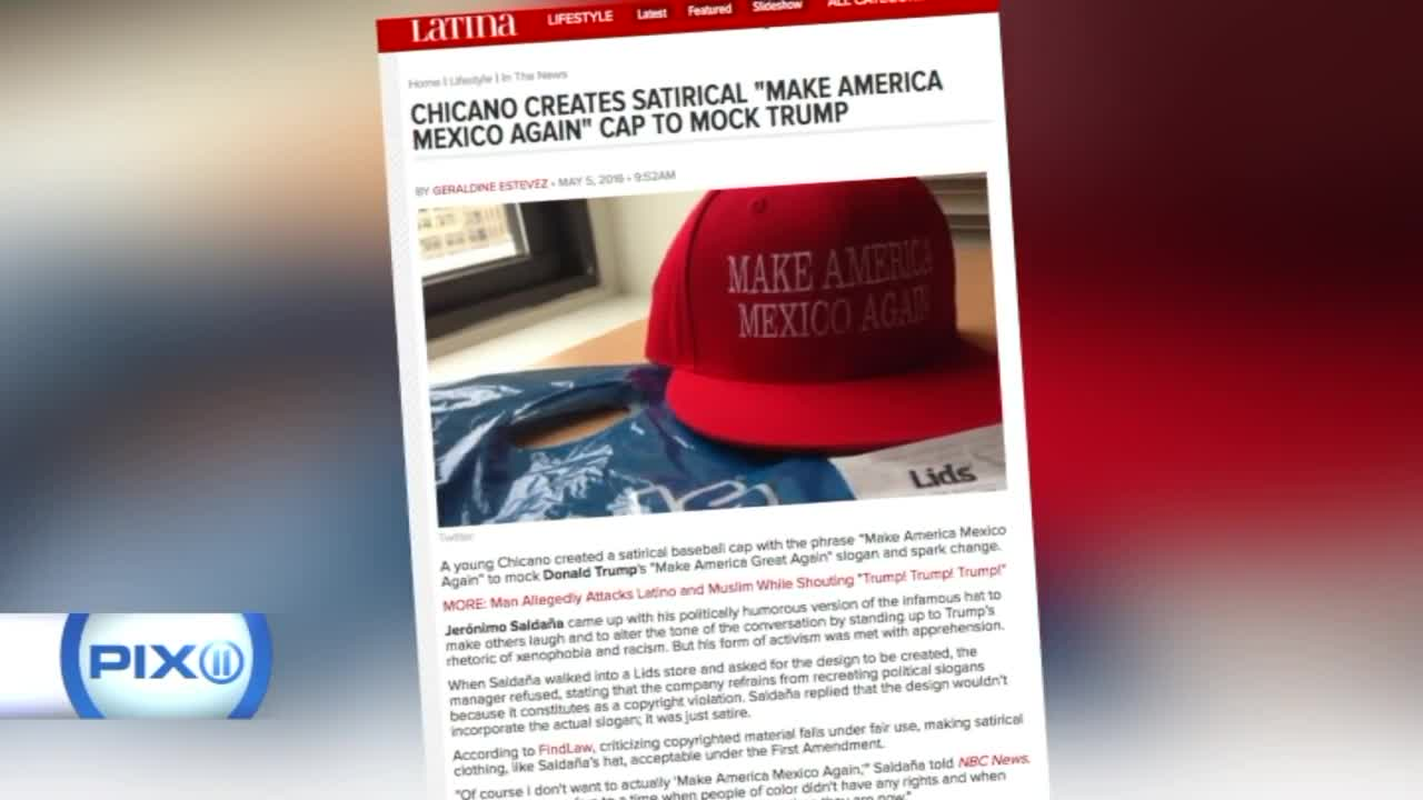 Activist Creates 'Make America Mexico Again' Hats In Response To Trump Campaign