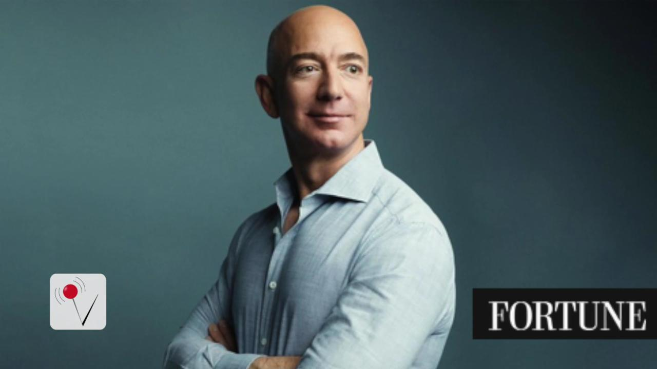 Jeff Bezos Sells One Million Shares of His Amazon Stock