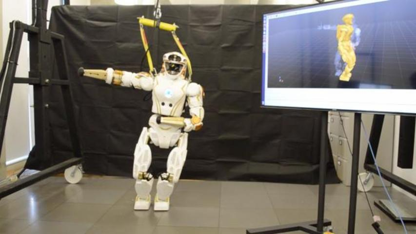 Meet Valkyrie: The Human-Like Robot Bound For Mars