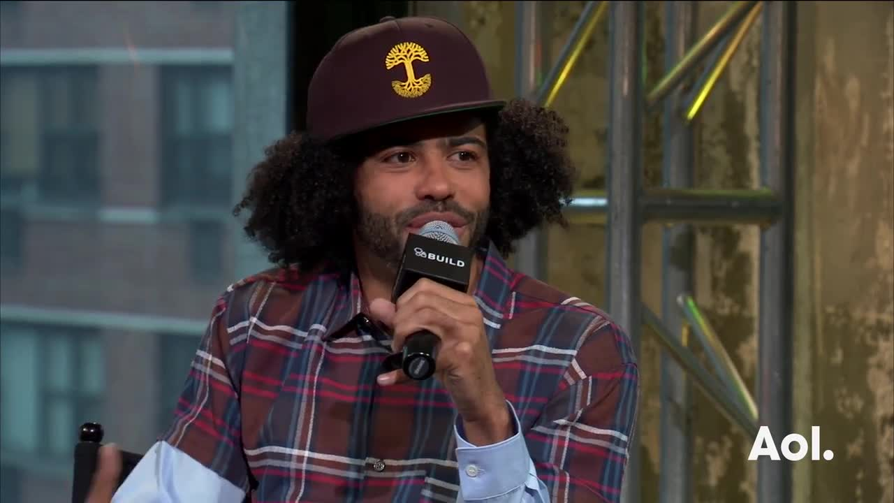 "Daveed Diggs On ""Hamilton"""