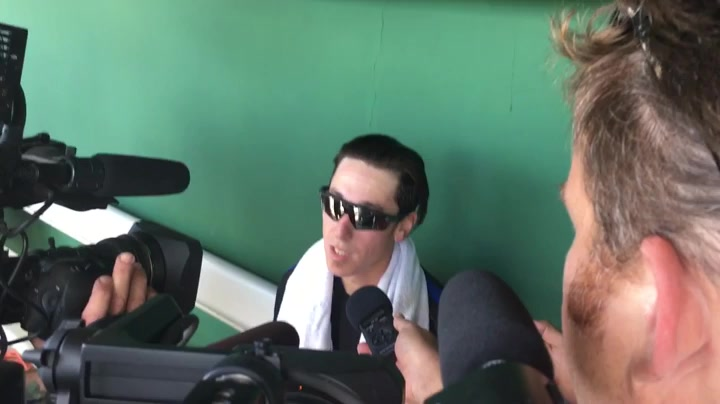 Tim Lincecum Discusses His Showcase